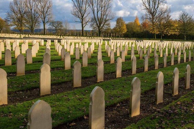 """1717 """"محمد"""" قتلوا دفاعا عن فرنسا في الحرب العالمية الأولى"""