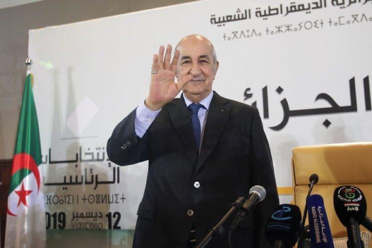 رؤساء روسيا والصين ومصر يهنئون الرئيس تبون بعيد ميلاده