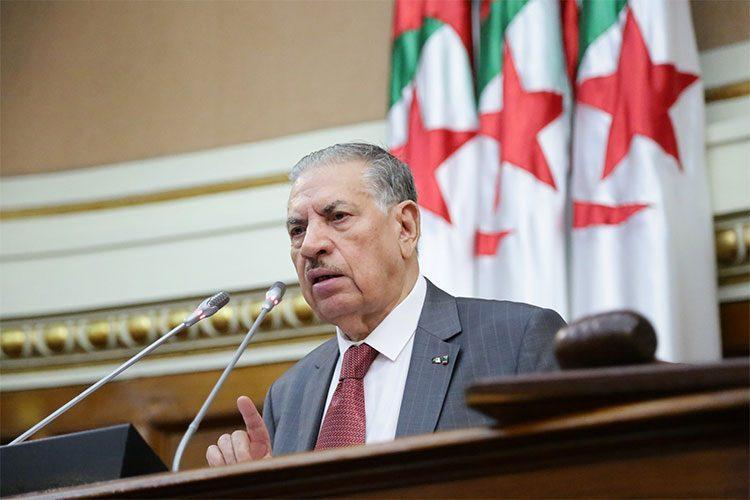 قوجيل: الجزائر تتعرض لحرب إعلامية من الخارج