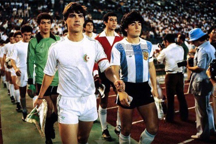 هذه قصة دييغو مارادونا مع الجزائر