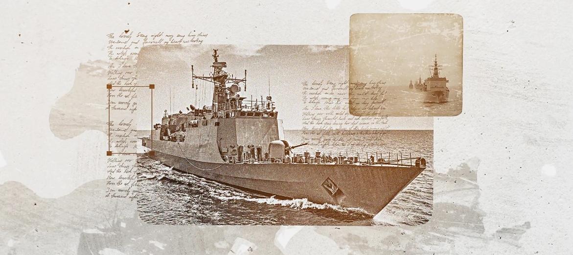 بن قنة تحكي تاريخ المضائق البحرية
