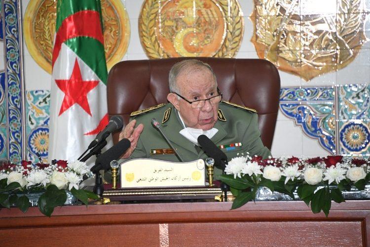 الفريق السعيد شنقريحة: تحديات خطيرة تواجه الجزائر