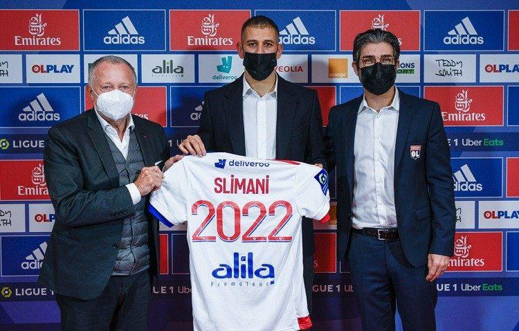 رسميا.. سليماني ينضمّ إلى أولمبيك ليون