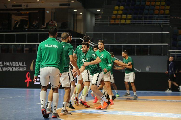 """هذا هو ترتيب """"الخضر"""" في البطولة العالمية لكرة اليد"""