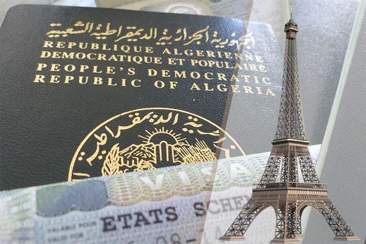 لهذه الأسباب قلصت فرنسا تأشيرات الجزائريين