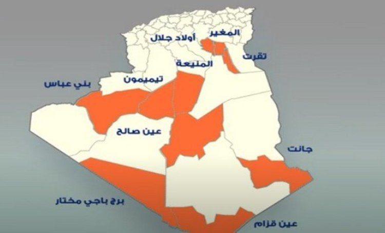 الرئيس تبون يرقي 10 مقاطعات إدارية جنوبية إلى ولايات