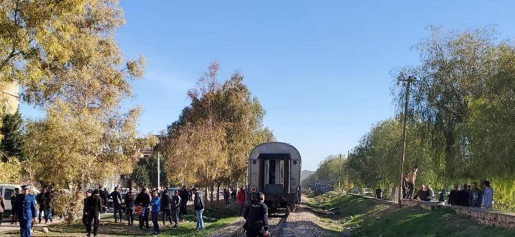 حوادث القطارات: وفاة إمرأة دهسا بغليزان