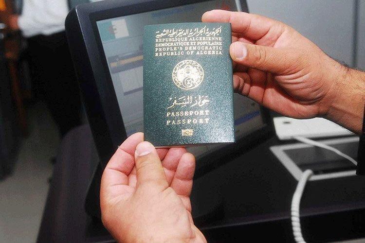 هذا هو ترتيب جواز السفر الجزائري عربيا وإفريقيا