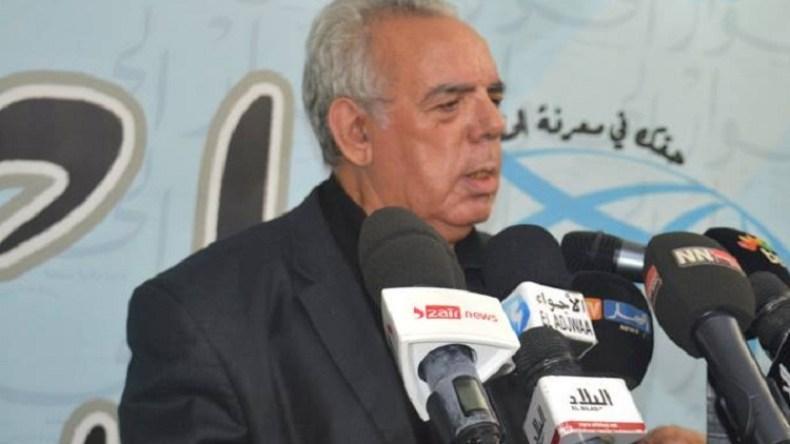 الوزير الأسبق محمد خروبي في ذمة الله