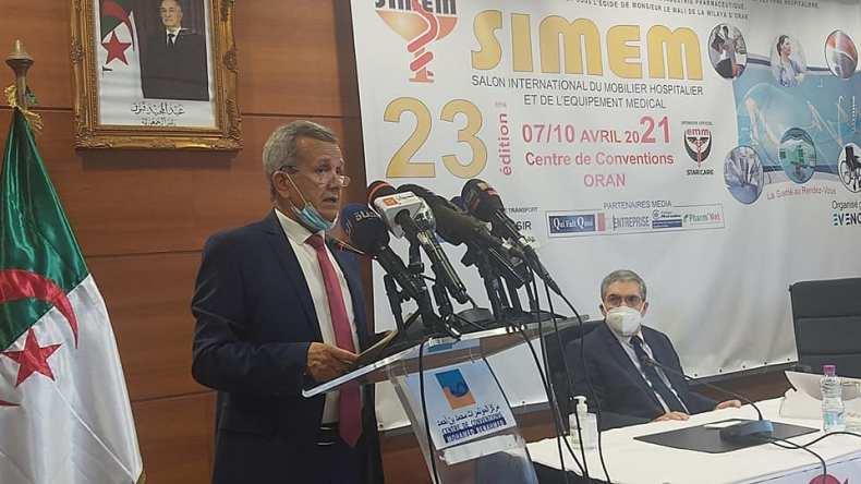 وزير الصحة: 40 ألف مسجل على المنصة الرقمية للتلقيح ضد كورونا
