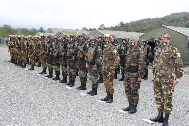 بالفيديو.. قوات جزائرية وروسية تتدرب على مكافحة الارهاب بالقوقاز