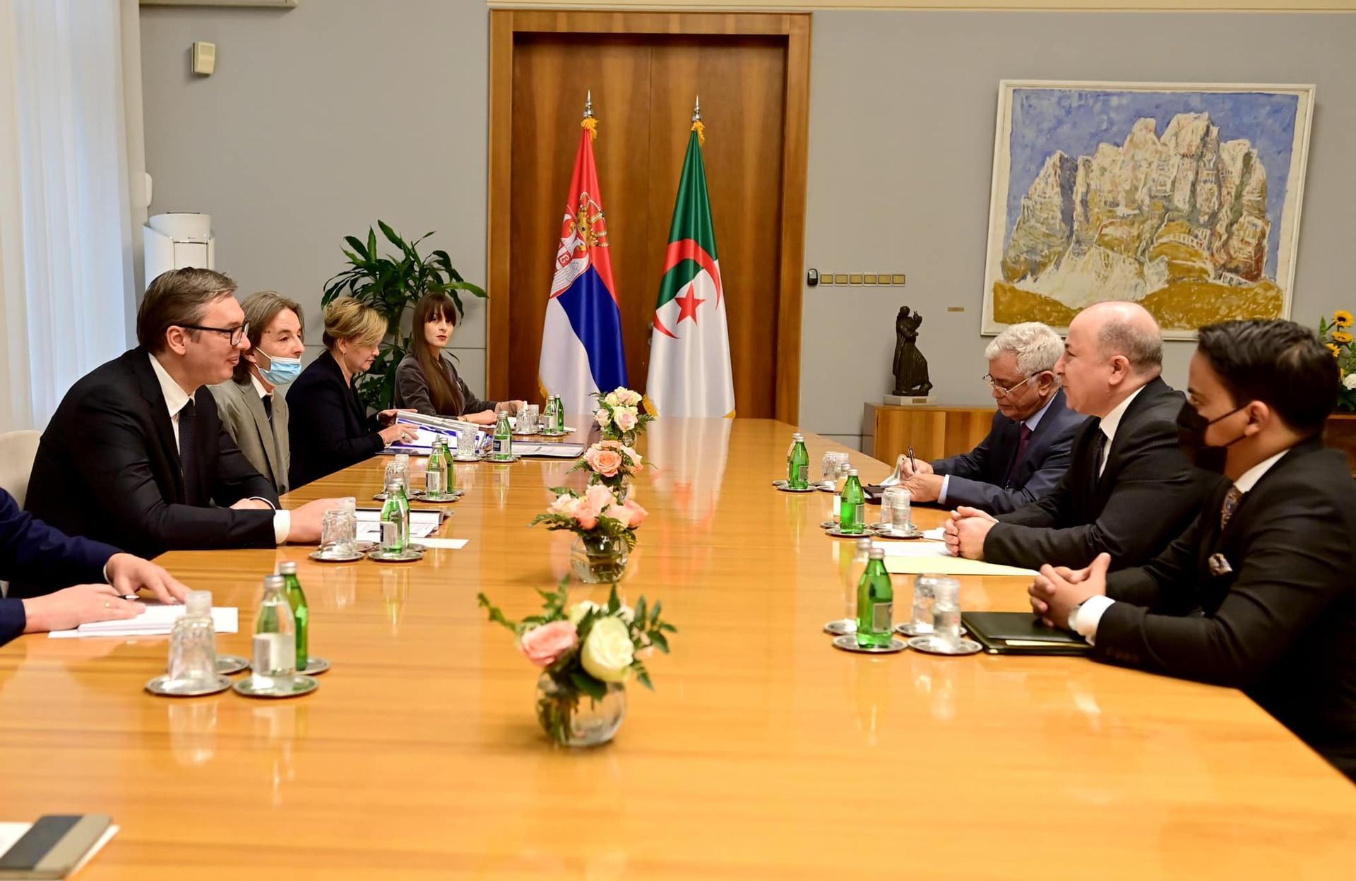 هذا ما قاله الرئيس الصربي عن دور الجزائر في تأسيس حركة عدم الانحياز