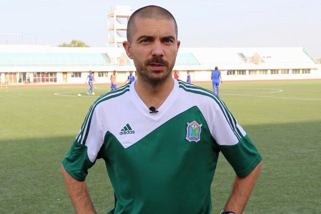 إتحادية جيبوتي تقيل المدرب جوليان ميت