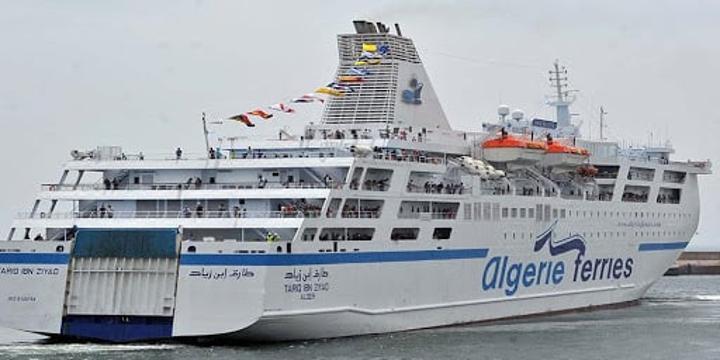 سفينة باجي مختار 3.. الكشف عن برنامج الرحلات بين الجزائر-مرسيليا