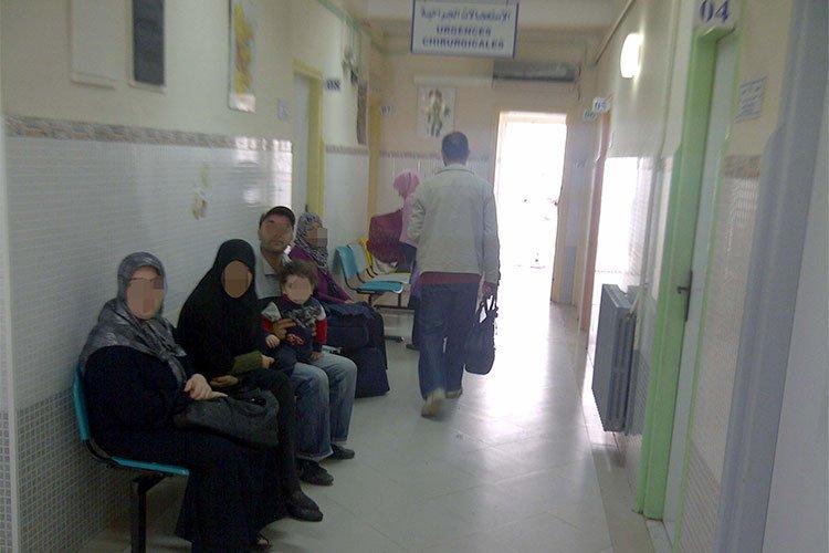 طوارئ في المستشفيات بسبب الأنفلونزا الموسمية