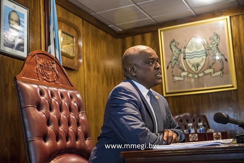 Masisi imposes nationwide curfew