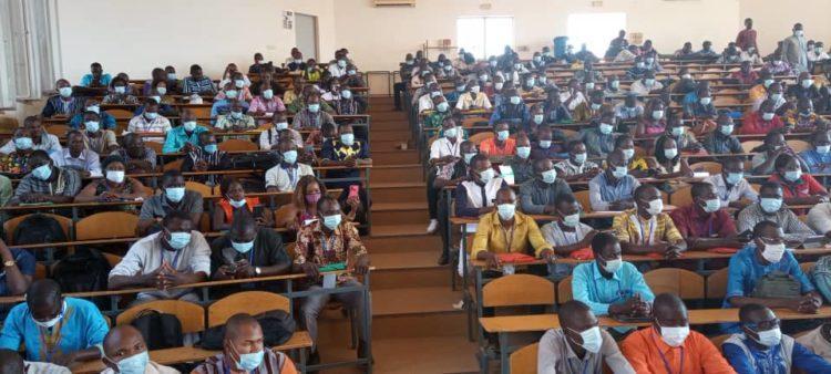 Université d'été de Koudougou : Kalifa Traoré encourage les participants