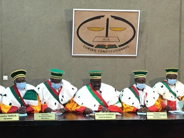 Burkina : Roch Kaboré élu président du Faso avec 57,74% des voix (Conseil constitutionnel)