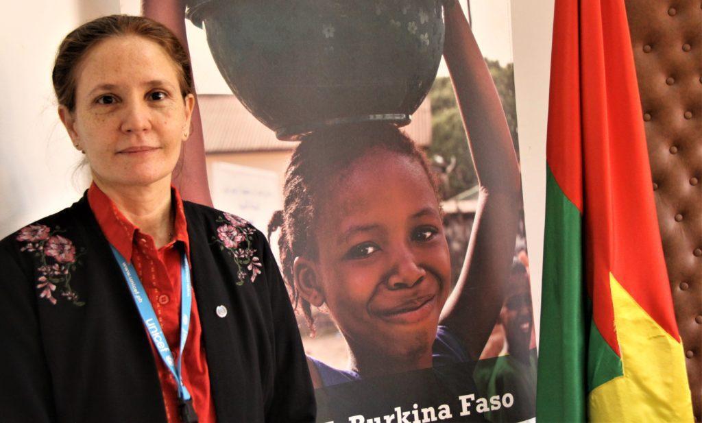 Burkina Faso: Sandra Lattouf est la nouvelle représentante de l'UNICEF