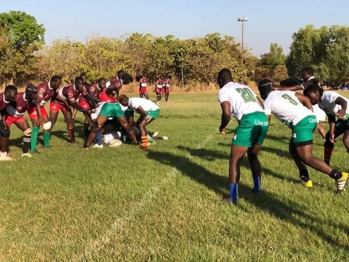 Rugby : Le Burkina veut se doter d'une équipe compétitive