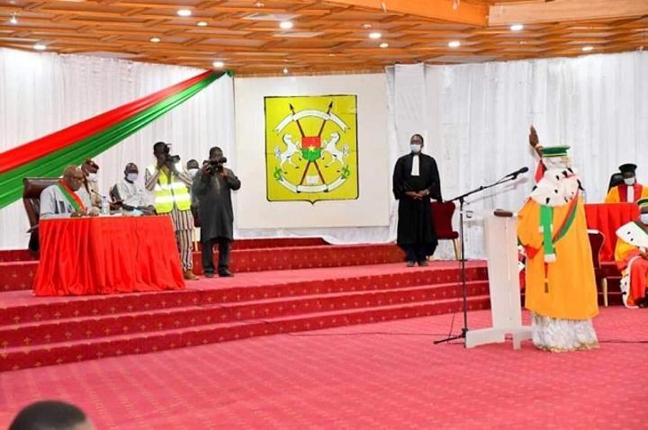 Conseil constitutionnel du Burkina : Trois