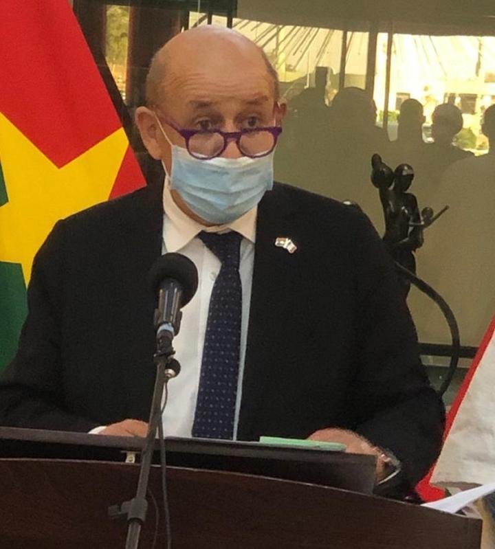 Aide humanitaire : La France promet plus de 10 millions d'euros au Burkina en 2021