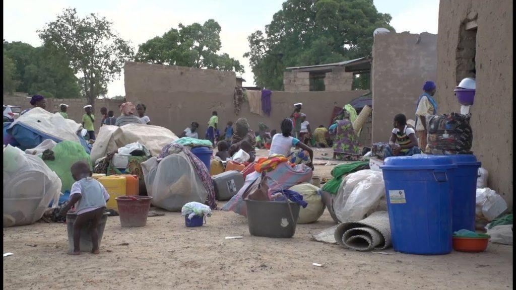 Burkina Faso: 1 074993 déplacés internes en 2020, selon le CONASUR