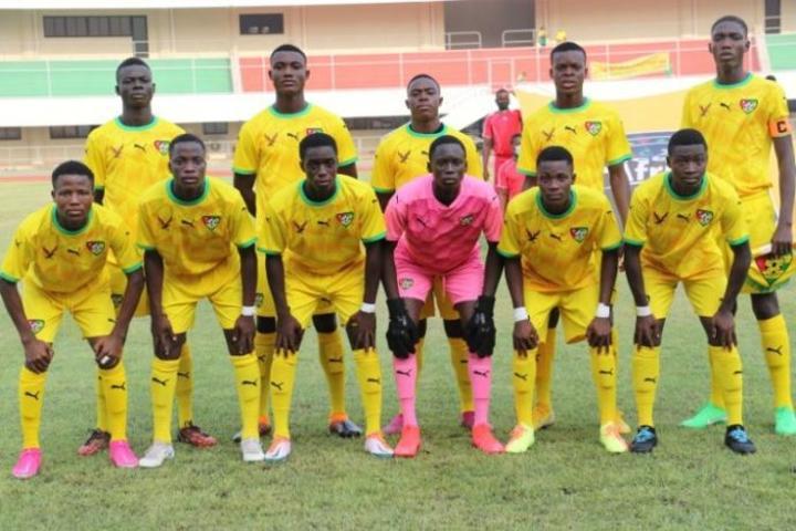 Tournoi UFOA B : Soupçonné d'avoir aligné des joueurs de plus de 17 ans, le Togo disqualifié