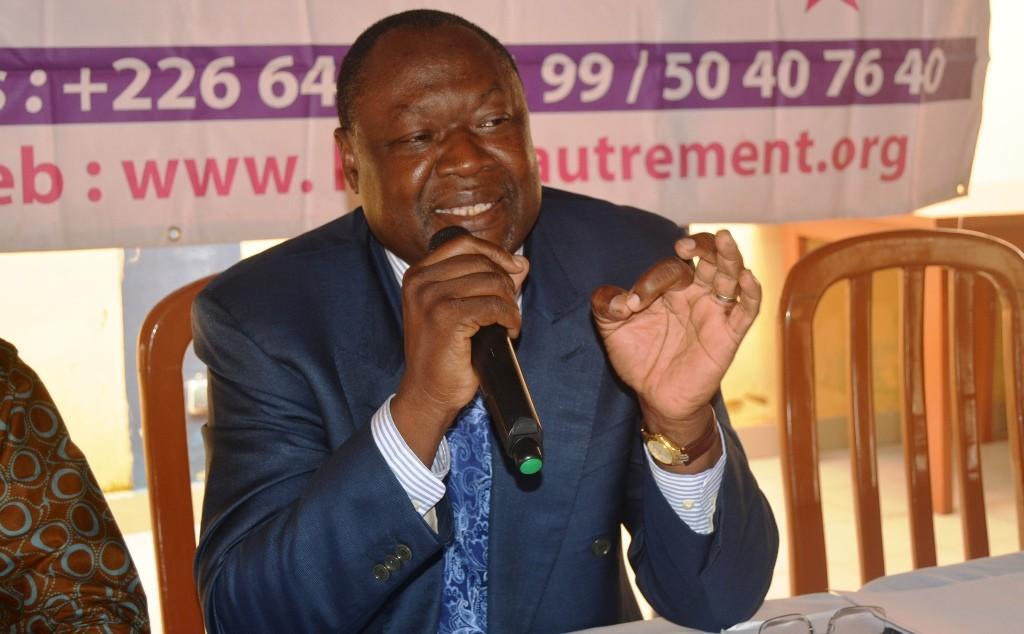 Nouveau gouvernement au Burkina Faso : La réaction de Ablassé Ouedraogo