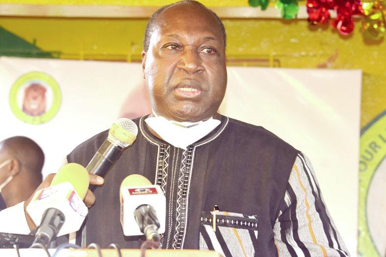 Entrée de l'UPC au gouvernement : « Une décision souveraine », selon Zéphirin Diabré
