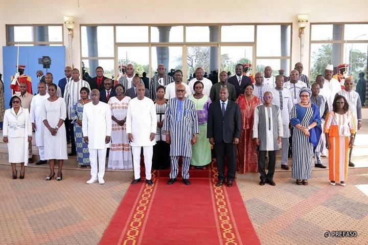 Gouvernement Dabiré II : La difficile atteinte des 30% du quota genre