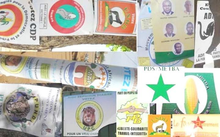 Burkina : Limitation du nombre de partis politiques, une arme à double tranchant