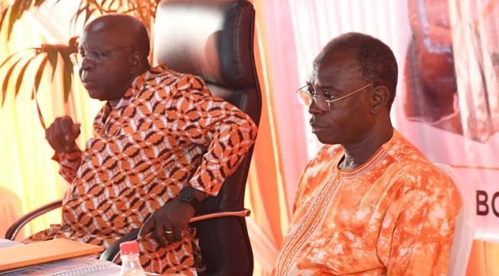 Burkina : Le MPP