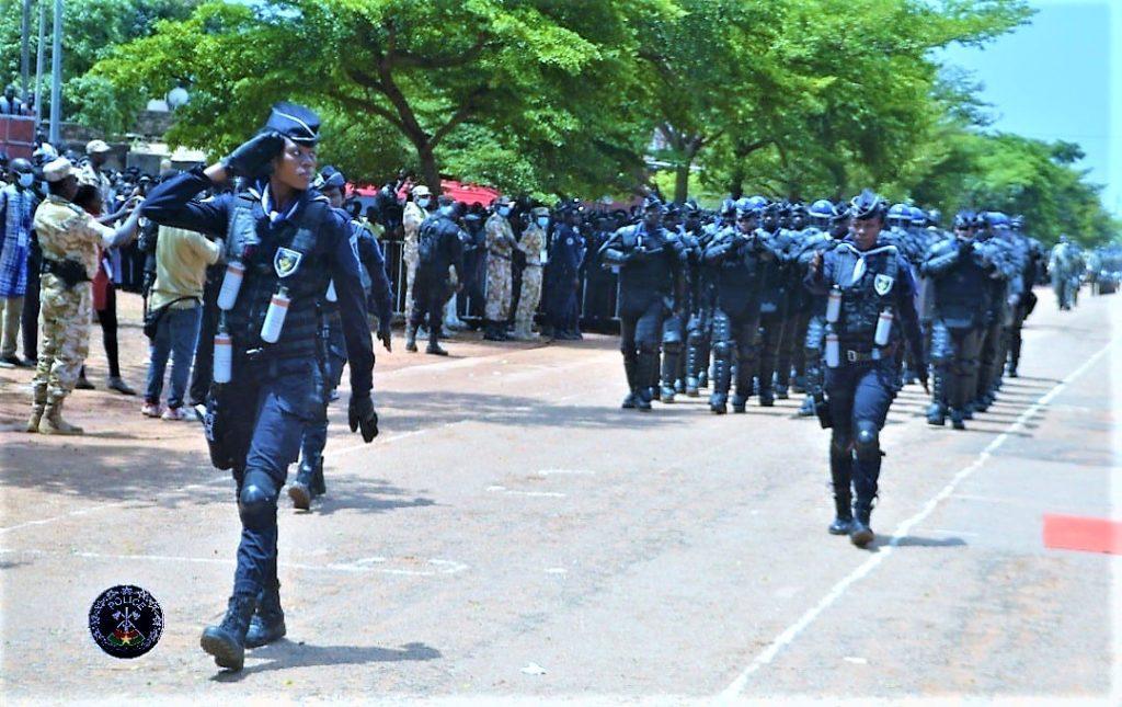 Récurrence des braquages au Burkina Faso: La police nationale rassure