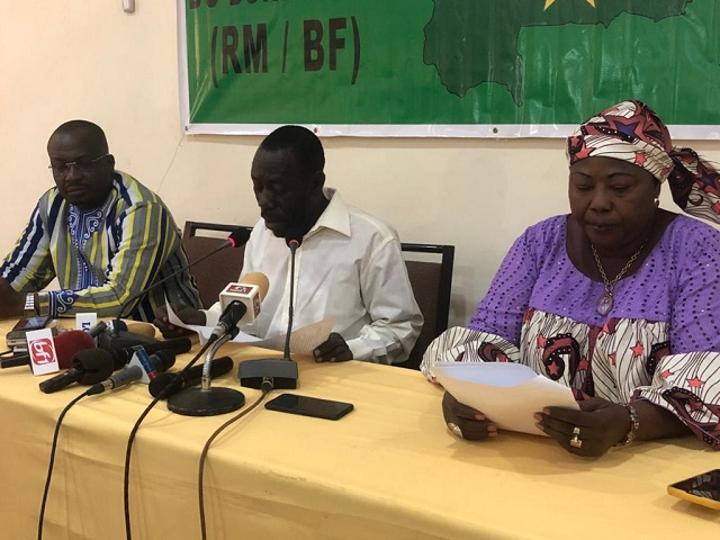 Transport routier : La grève du 22 au 26 février 2021 suspendue, informe le Regroupement des Mouvements du Burkina Faso