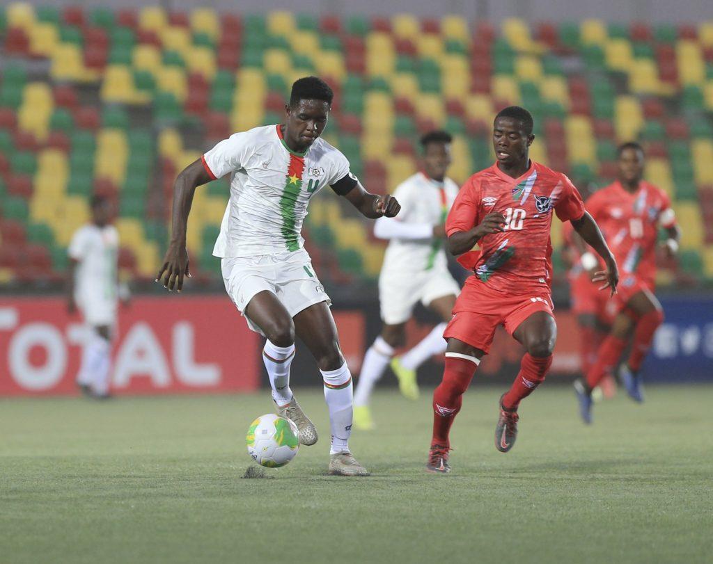 CAN U20: Le Burkina affronte l'Ouganda en quart de finale