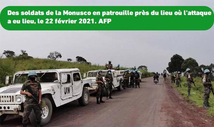 RDC : L'ambassadeur d'Italie meurt suite à une attaque armée