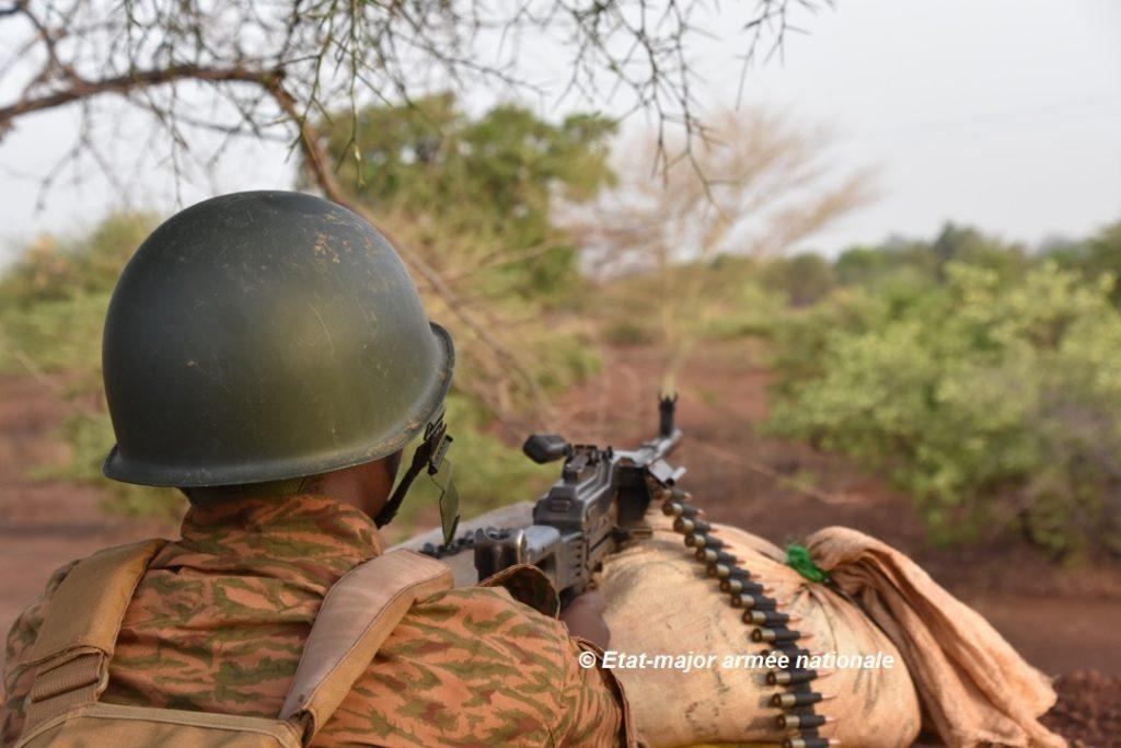 Burkina Faso: 325 patrouilles et escortes réalisées dans la semaine du 15 au 21 février