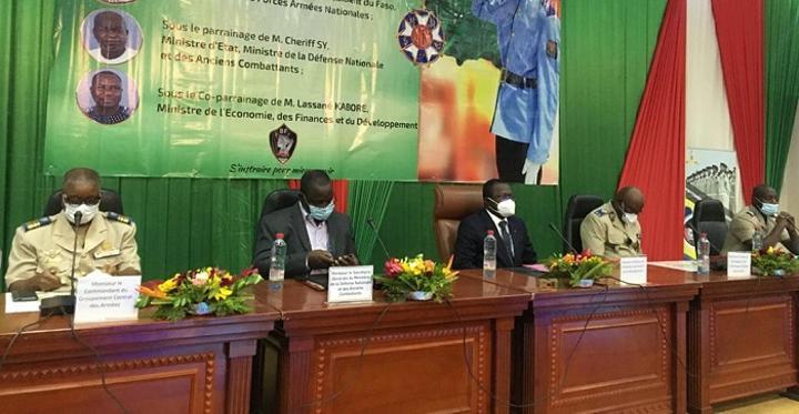 Prytanée militaire de Kadiogo (PMK) : 70 ans d'excellence célébrés