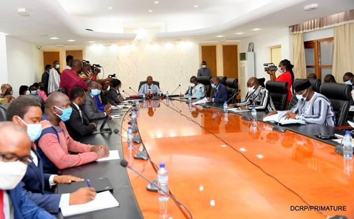 Coopération : La Banque mondiale et le gouvernement burkinabè révisent le cadre de partenariat 2018-2023