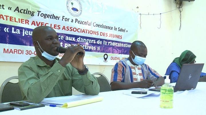 Région du Sahel : L'UFC-Dori veut impliquer les jeunes dans la reconstruction de la paix et la sécurité