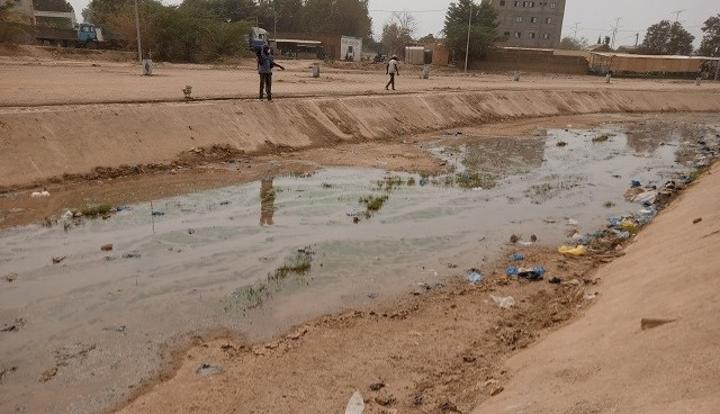 Ouagadougou : Les riverains du canal du Mogho Naaba sensibilisés pour un meilleur entretien de l'infrastructure