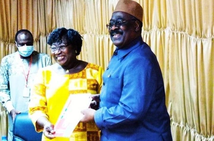 Burkina Faso : La CIL s'acquitte d'un devoir envers le président du Conseil constitutionnel