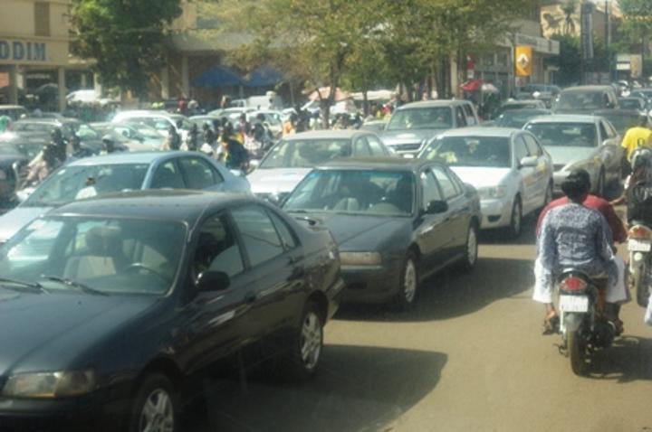 Ouagadougou : Bientôt une circulation routière à sens alterné sur certaines voies