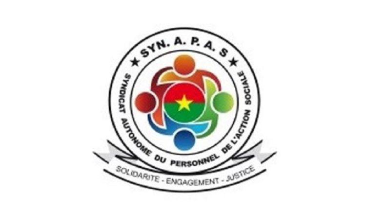 Ministère de l'action sociale : Le SYNAPAS s'insurge contre la reconduction de la Secrétaire générale