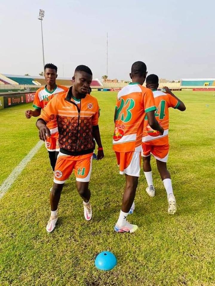 Coupe CAF : Salitas tombe au Sénégal (2-0)