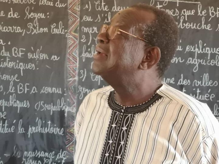 Docteur Paul Taryam Ilboudo : Un homme, une vie, un combat, le développement !