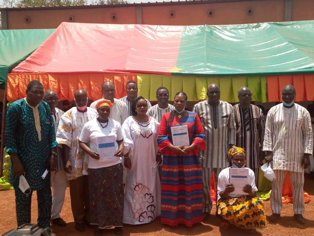 Promotion de l'agriculture : Le projet PAPFA finance des micro-entreprises rurales à plus d'un milliard de franc CFA