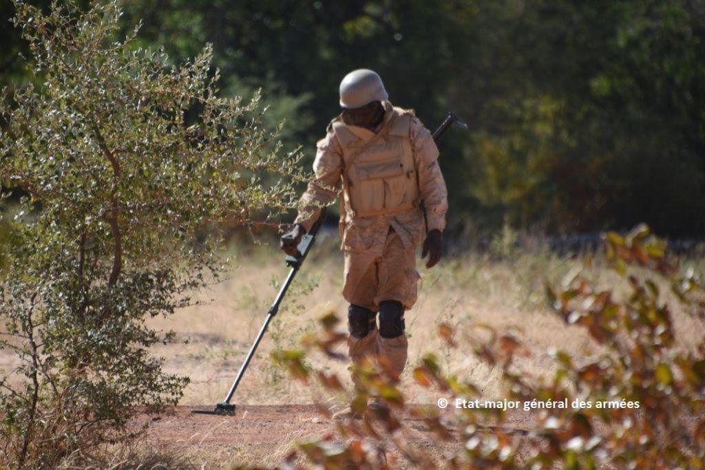 Burkina Faso : Un engin explosif neutralisé à Tanwalbougou