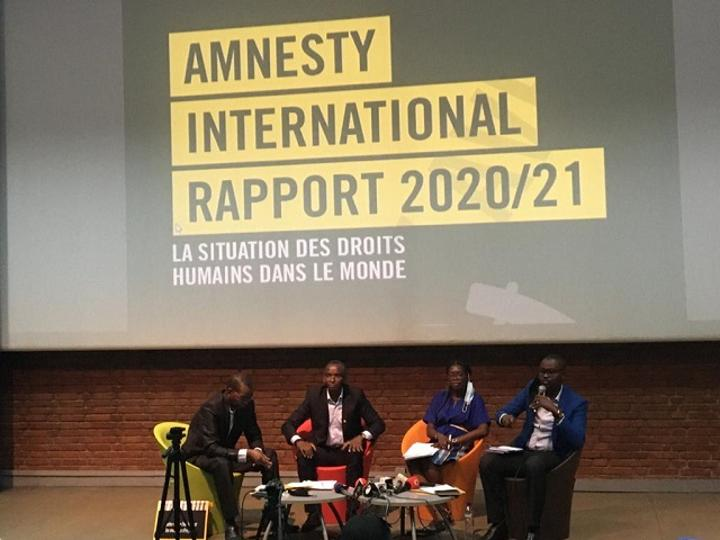 Droits humains : « Le Covid-19 a renforcé les inégalités dans toute l'Afrique subsaharienne », selon le rapport 2020 d'Amnesty International